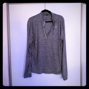 Nike Pacer Long Sleeve 1/2-Zip Running Top